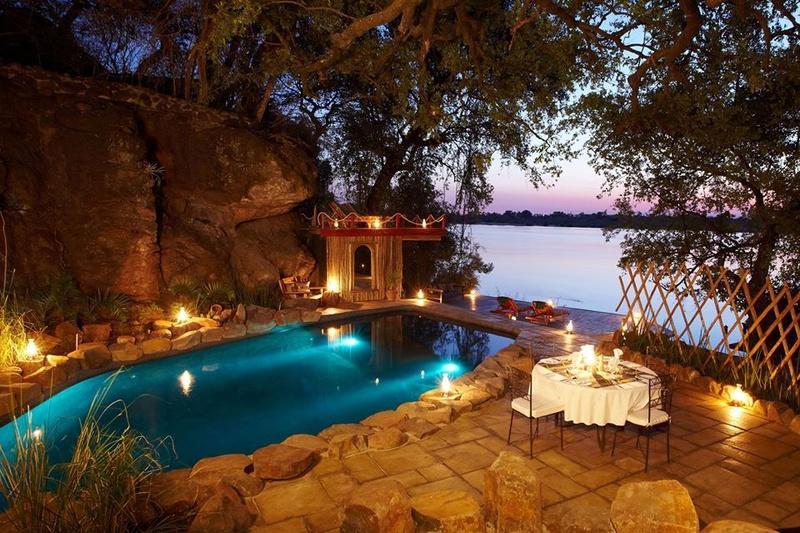 Tongabezi Lodge Livingstone Zambia