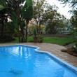 Taita Falcon Lodge pool