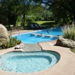 Waterberry Lodge poolside
