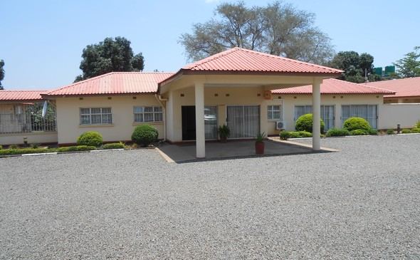 Livingstone Lodges Hostels Board