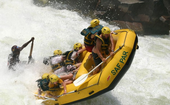 Safari Par Excellence - White Water Rafting & Riverboarding