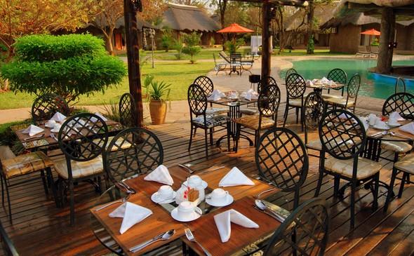 accommodation livingstone zambia