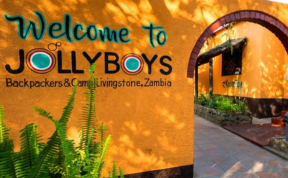 Jollyboys Backpackers Tours & Reservations