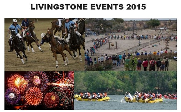 2015 Livingstone Events
