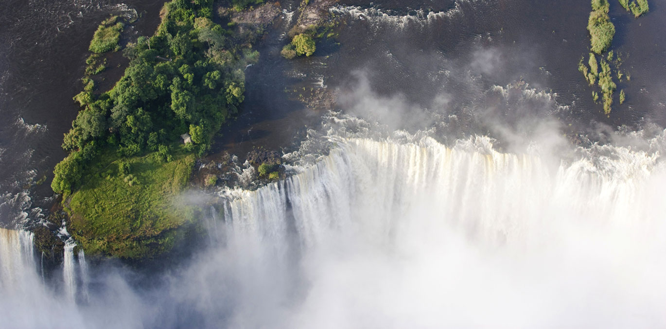 Be here. Be inspired., Victoria Falls