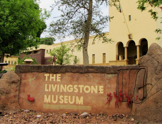 THE LIVINGSTONE MUSEUM